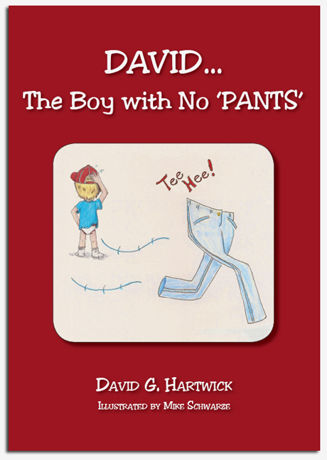 David…The Boy with No 'Pants'