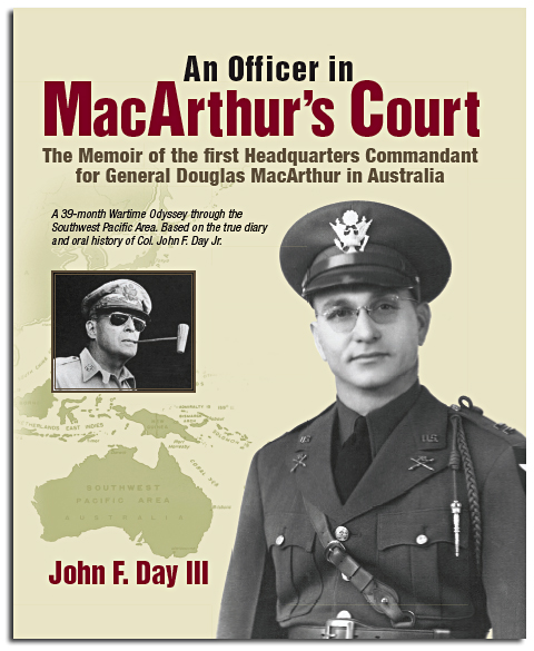 An Officer in MacArthur's Court